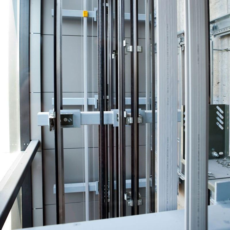 Εγκατάσταση ανελκυστήρων