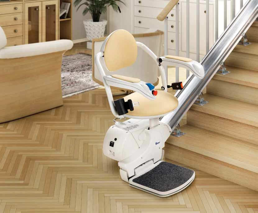 Ανυψωτικό σύστημα καθίσματος ΑΜΕΑ για σκάλες