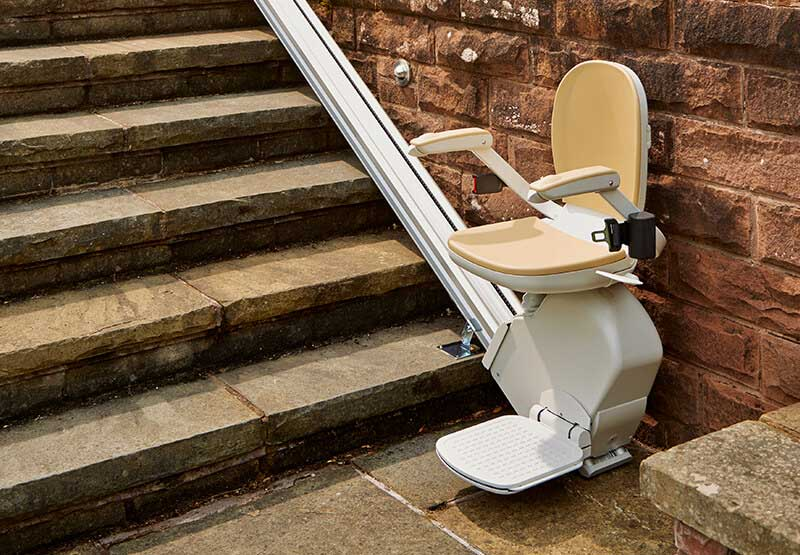 Acorn outdoor stair lift uk