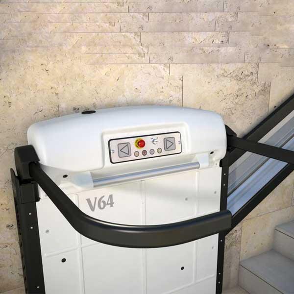 Πλατφόρμα για αμαξίδιο ΑΜΕΑ Vimec V65