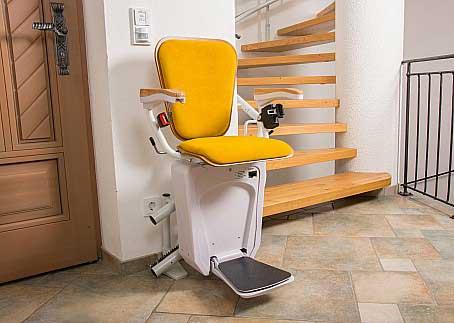 Αναβατόριο σκάλας ALPHA Premium με κάθισμα