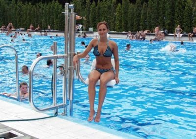 anelkistiras pisinas Pool Lift